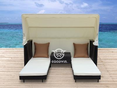 3 Person Canopy Daybed
