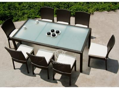 Outdoor Dining Set For 8