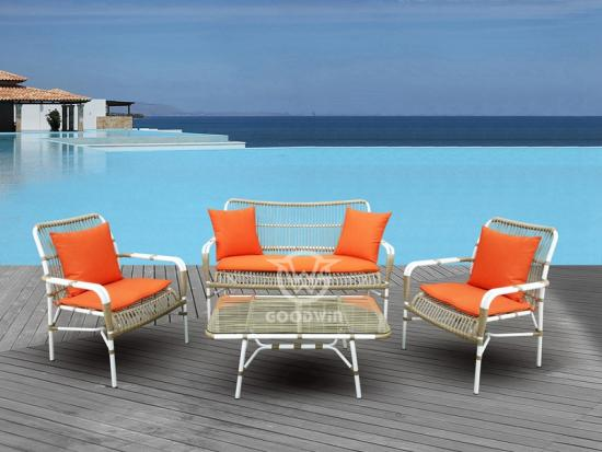 High End Outdoor Sofa Furniture