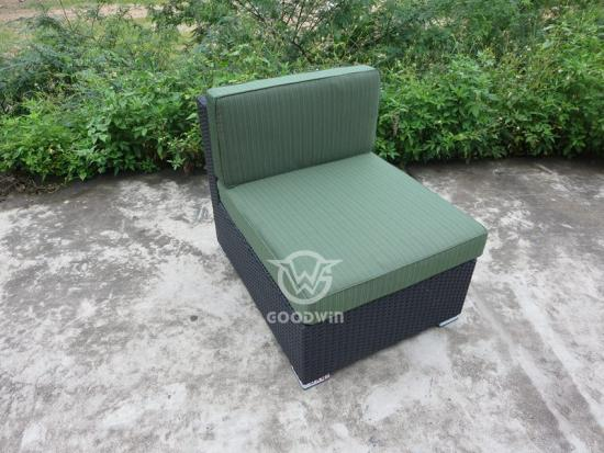 L Shaped Outdoor Sofa Set