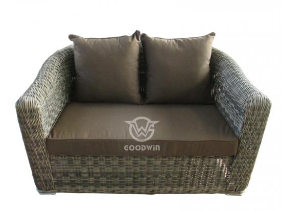 Garden Treasures Rattan Sofa Set